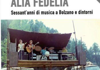 """Daniele Barina – Paolo Crazy Carnevale presentano """"Alta Fedeltà"""" 60 anni di Musica a Bolzano e dintorni"""