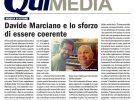 """QuiMEDIA """"Davide Marciano e lo sforzo di essere coerente"""" di Paolo Crazy Carnevale"""